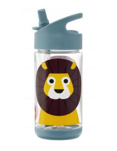 Botella infantil león de 3 Sprouts
