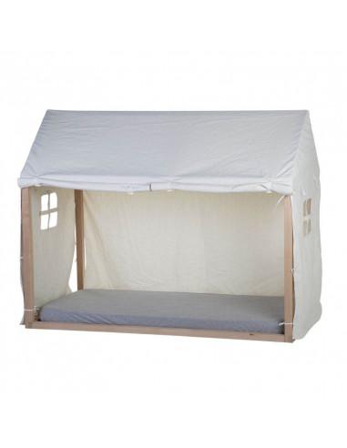Funda para Casa Tipi 90x200 blanca de Child Home
