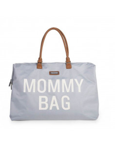 Bolso maternal Child Home Mommy Bag gris