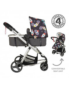 Coche duo Cosatto Giggle Mix Space Racer