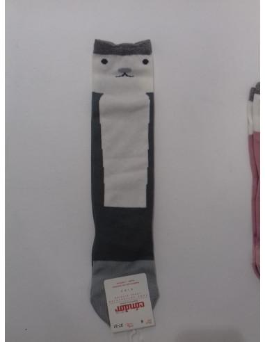 Calcetines altos bordados Princess de Condor
