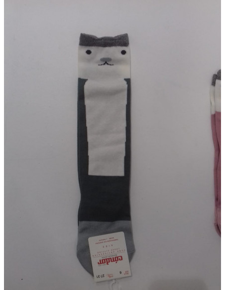 Calcetines altos bordados Princess de Condor