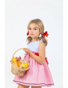 Vestido para niña Siena de Yoedu Verano