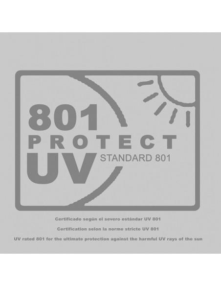 Sombrilla con protección UVA de Uzturre