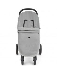 Saco para silla de paseo Coordinado Motita de Uzturre