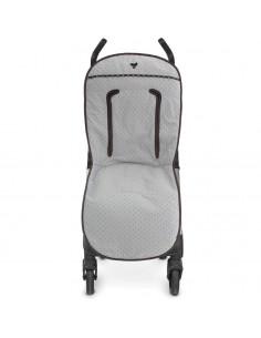 Colchoneta para silla de paseo Coordinado Motita de Uzturre