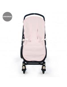 Colchoneta para silla de paseo Nido Rosa de Pasito a Pasito