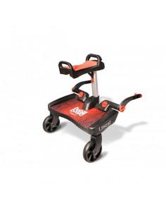 Patinete Buggy Board maxi rojo con asiento rojo