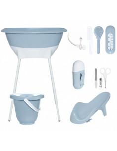 Set de baño 02 celestial blue de Luma Babycare