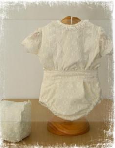 Conjunto para niño mod 103 Ceremonia de Artesanía Chari