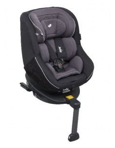 Silla de auto grupo 0+/1 Spin 360 color Two Tone Black de Joie Baby