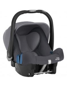 Silla de auto grupo 0+ Baby Safe Plus Storm Grey