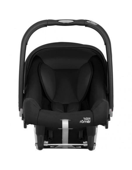 Silla de auto grupo 0+ Römer Baby Safe Plus magic dots