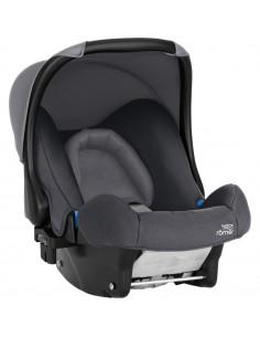 Silla de auto grupo 0+ Baby Safe Storm Grey