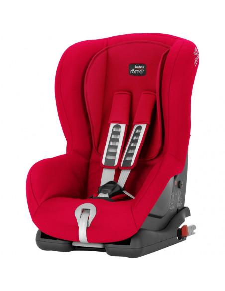 Silla de auto grupo 1 Duo Plus Fire Red