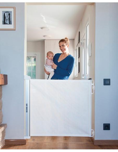 Barrera de seguridad enrollable Baby Monsters Shield