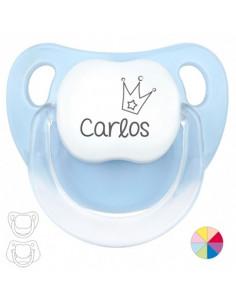 Chupete Personalizado Corona de Mi Pipo