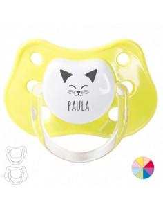 Chupete Personalizado Gatito de Mi Pipo
