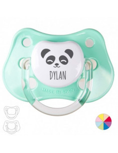 Chupete Personalizado Panda de Mi Pipo