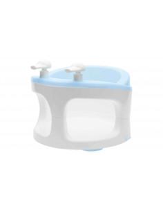 Aro de baño azul claro de Bebe Jou