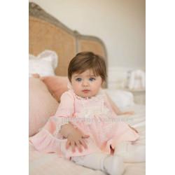 Jesusito de bebé para niña Topitos