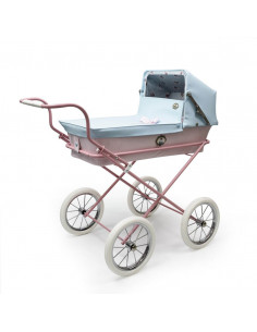 Cochecito para muñecas Mini Sweet Cup Cake chasis mate de Bebelux