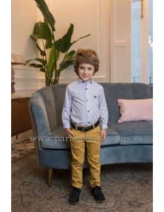 Pantalón largo para niño Dario