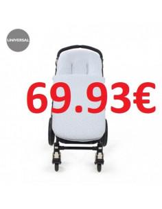 Saco punto universal para silla de paseo Furs de Pasito a Pasito