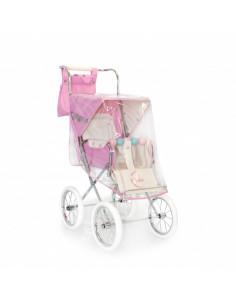 Burbuja rosa para silla muñecas de Bebelux