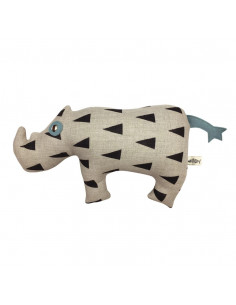 Rinoceronte Yash de Carapau