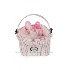 Canastilla o cesta para muñecas Charlotte de La Nina