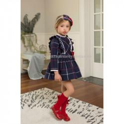 Vestido para niña Katia
