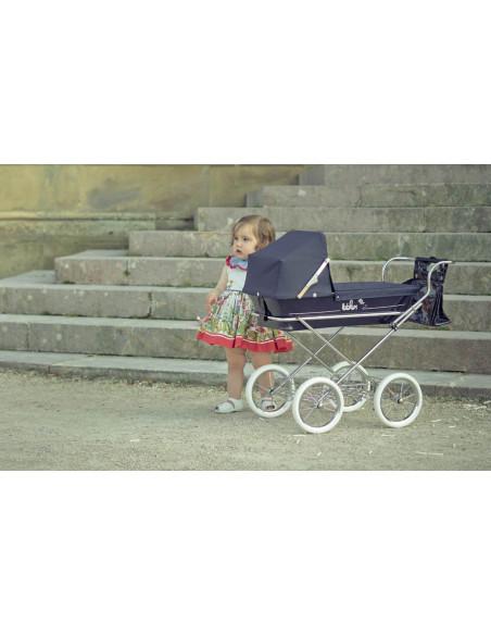 Cochecito pequeño para muñecas Baby de Bebelux