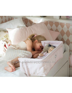 Cuna colecho para muñecas Charlotte de La Nina