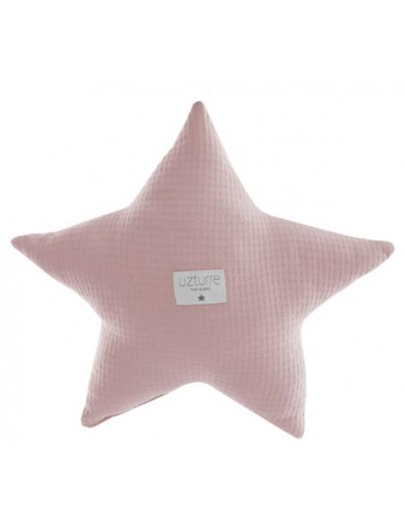 Cojín decorativo de Estrella con doble cara Daniela de Uzturre