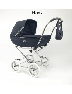 Coche para muñecas Princess Jr. navy de Arrue