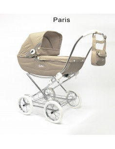 Coche para muñecas Princess Jr. paris de Arrue
