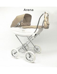 Coche para muñecas Katia Jr. arena de Arrue