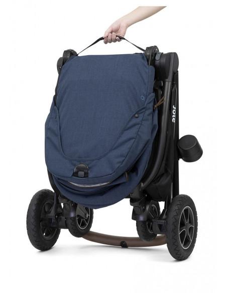Plegado compacto para llevar como bolso