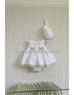 Jesusito de bebé para niña Plumeti