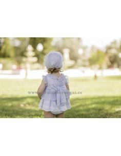 Jesusito de bebé para niña Violeta