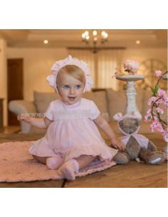 Jesusito de bebé para niña Cerezo