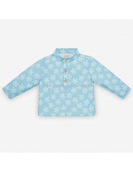Camisa para niño Tortugas