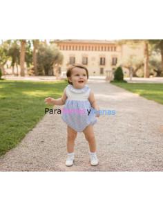 Pelele para bebé Iris