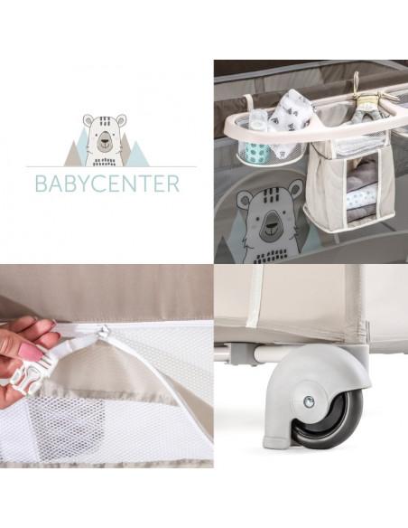 Cuna de viaje Babycenter friend