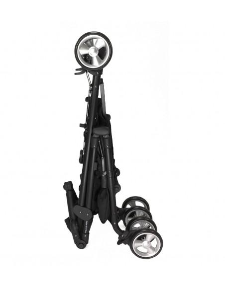 Silla de paseo Nano Pro black de Arrue