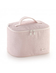 Neceser bebé vanity Elite rosa de Cambrass