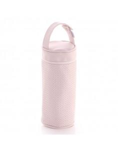 Porta biberón París rosa de Cambrass
