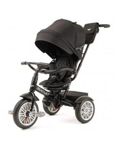 Triciclo para niños evolutivo 6 en 1 Bentley Onyx Black