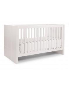 Cuna cama extensible Quadro White de Child Home